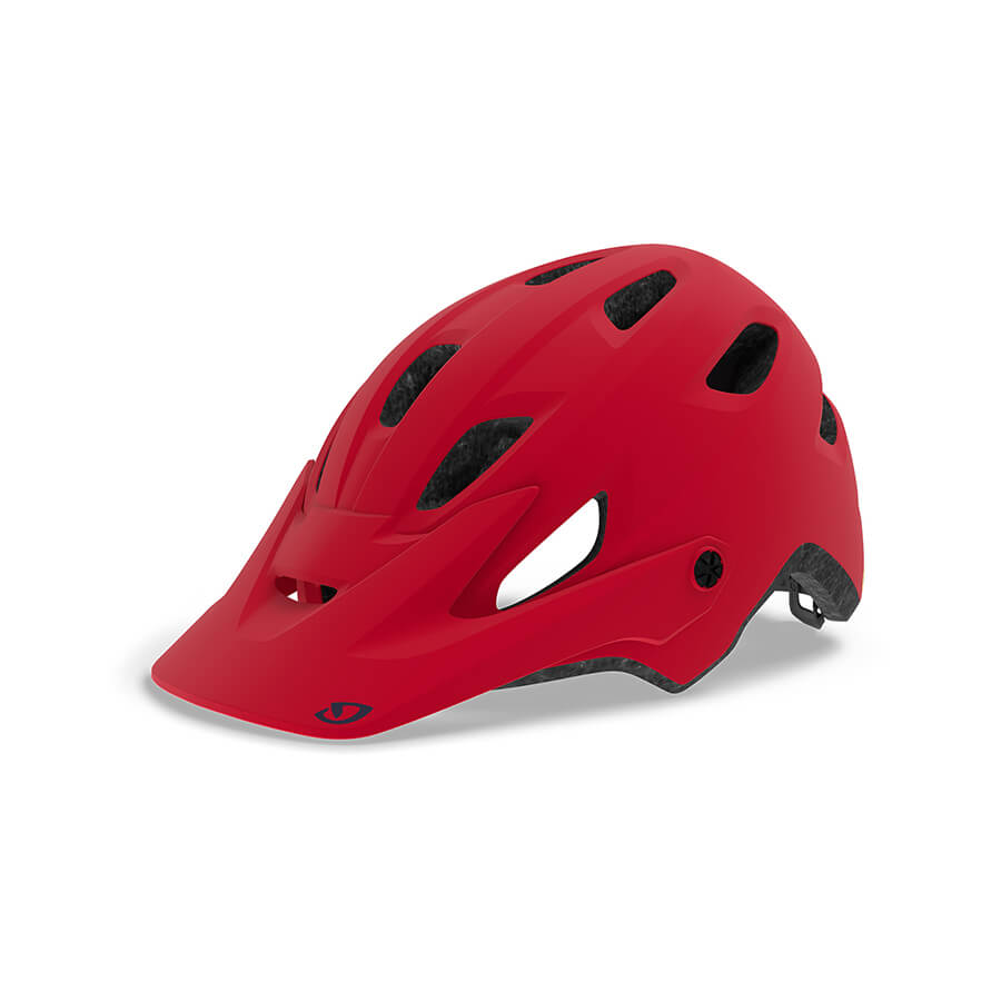 Giro Cartelle MIPS Helmet Matte Bright Red Split