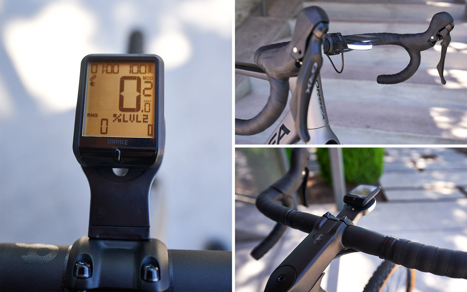 Orbea Gain Review - Mahle Pulsar ONE detail images