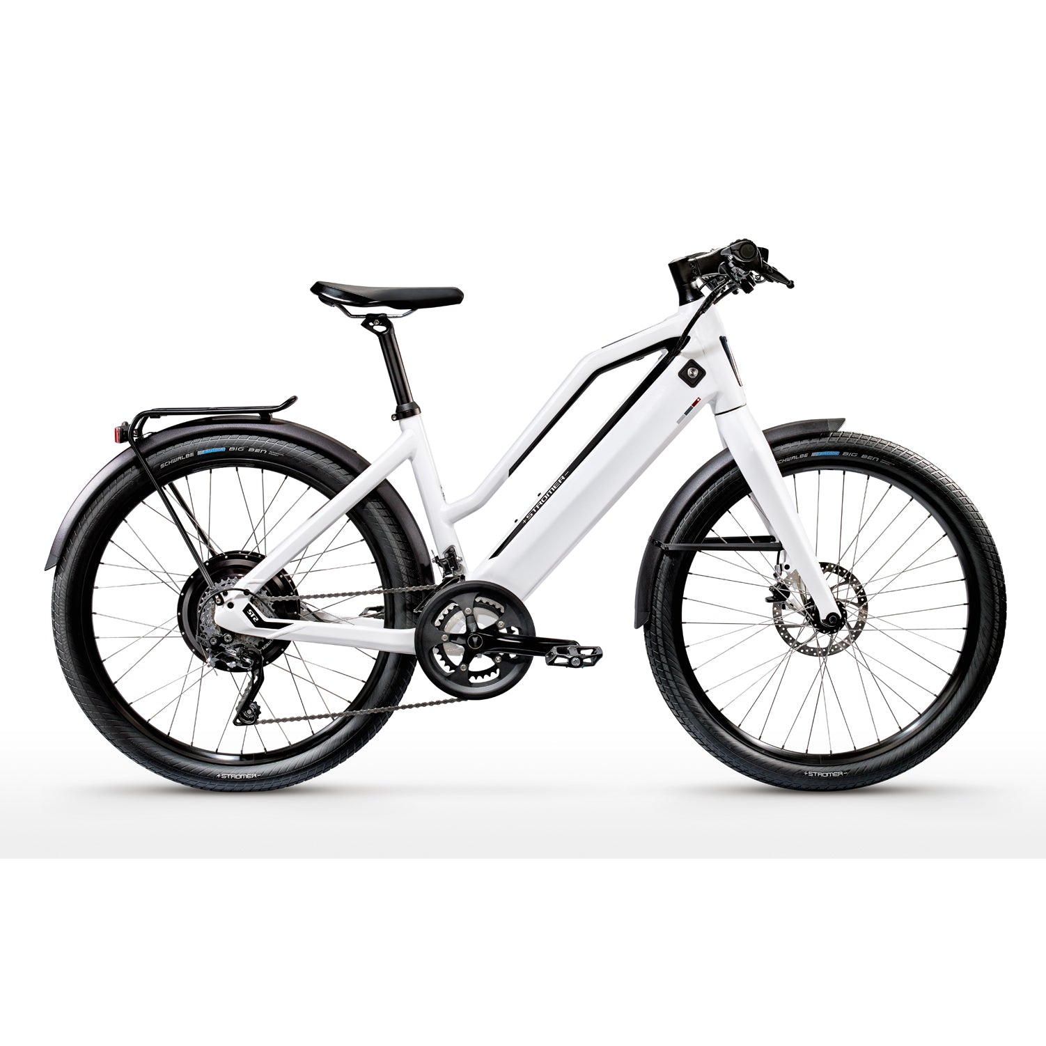 Stromer ST2 Comfort White Side