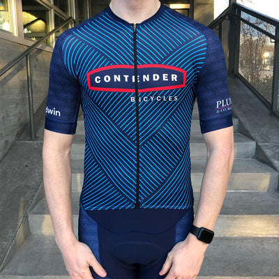 2020 Contender Bicycles PRR Summer Jersey