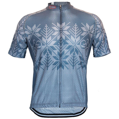 Contender Bicycles Knit Jersey Gray