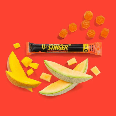 Honey Stinger Performance Chews - Mango Melon