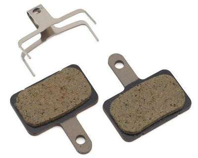 Shimano M05 Resin Disc Brake Pads & Spring