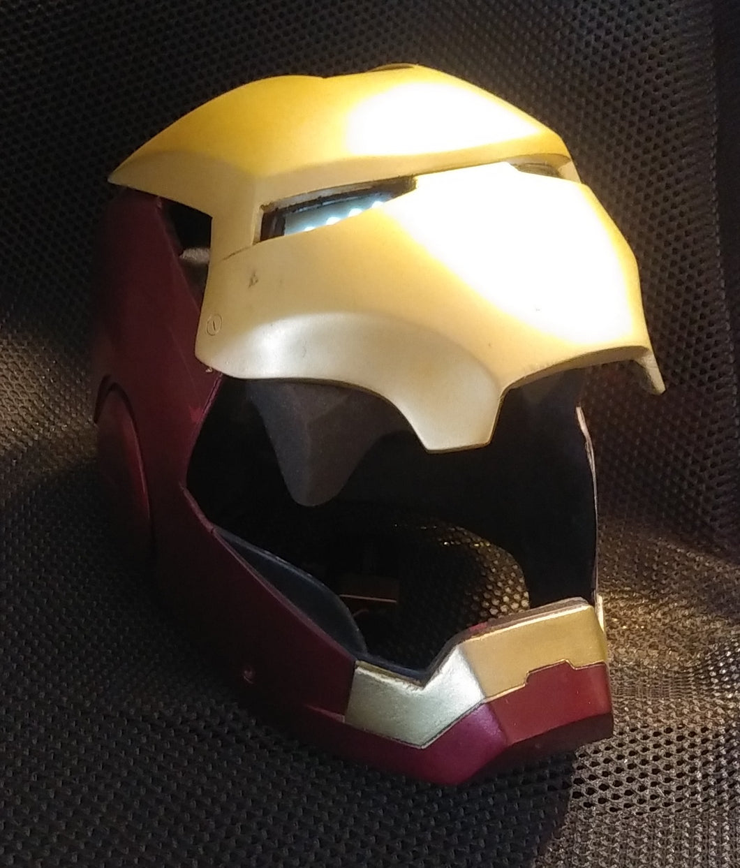 Ironman Mark 3 Helmet Kit