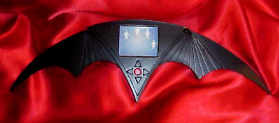 Batman Returns Batarang