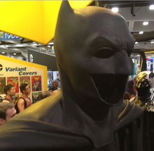 Load image into Gallery viewer, Batman Justice League Cowl