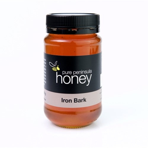 500gm Glass Jar Iron Bark (IB)