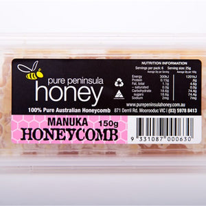 Load image into Gallery viewer, Manuka Honeycomb Chunk 150g