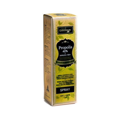 Propolis Spray - Pure Peninsula Honey