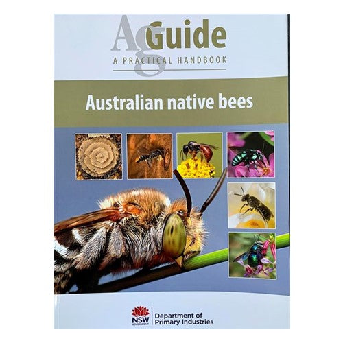 Load image into Gallery viewer, AG Guide to Native Bees