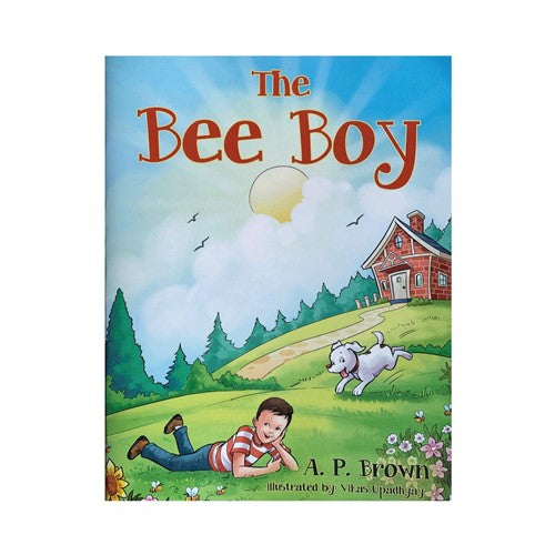 Book - The Bee Boy