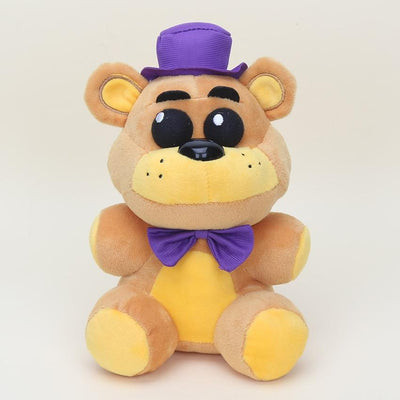 Peluche Golden Freddy Purpura