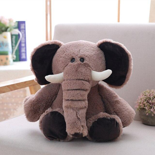 Peluche Adorable Elefante