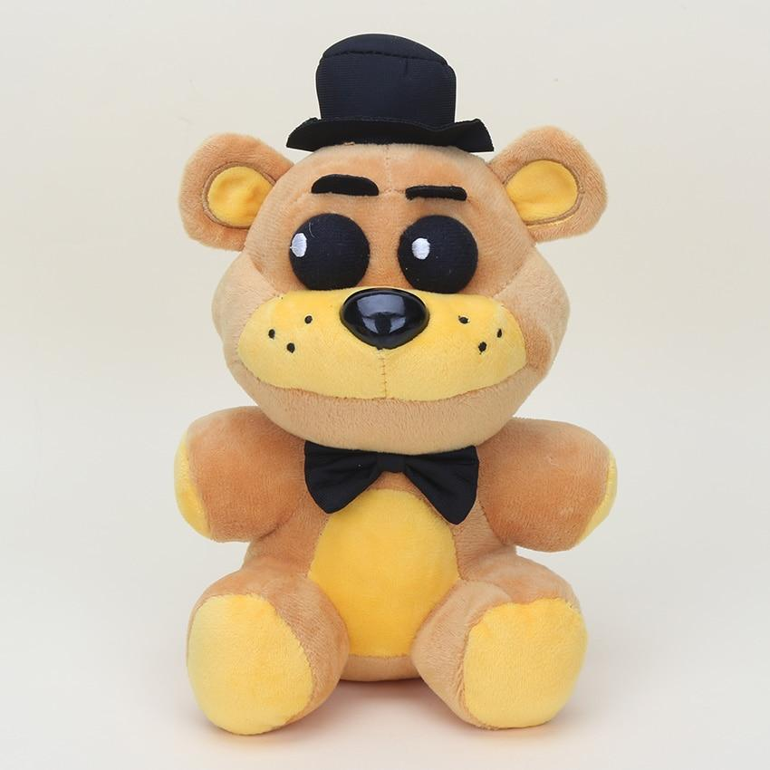 Peluche Golden Freddy