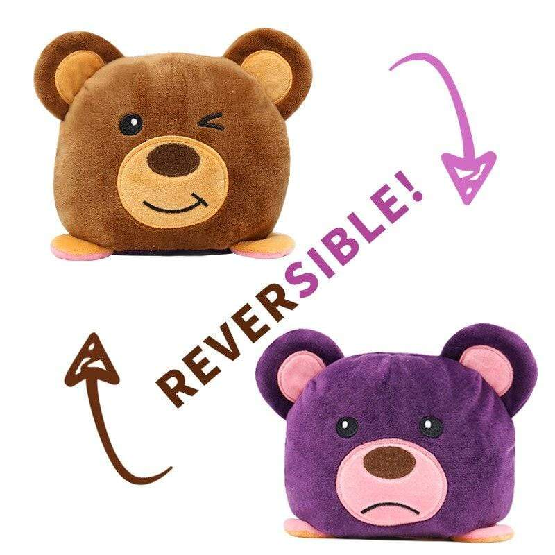 Peluche Reversible Oso
