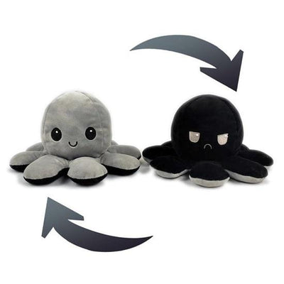 Peluche Octopus Reversible