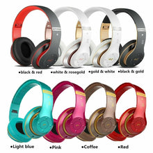 Load image into Gallery viewer, P47 5.0+EDR Wireless Headphones, Bluetooth And Wireless Headphones, Noise Cancelling Over Ears, Headset Stereo over ears for IOS & Android