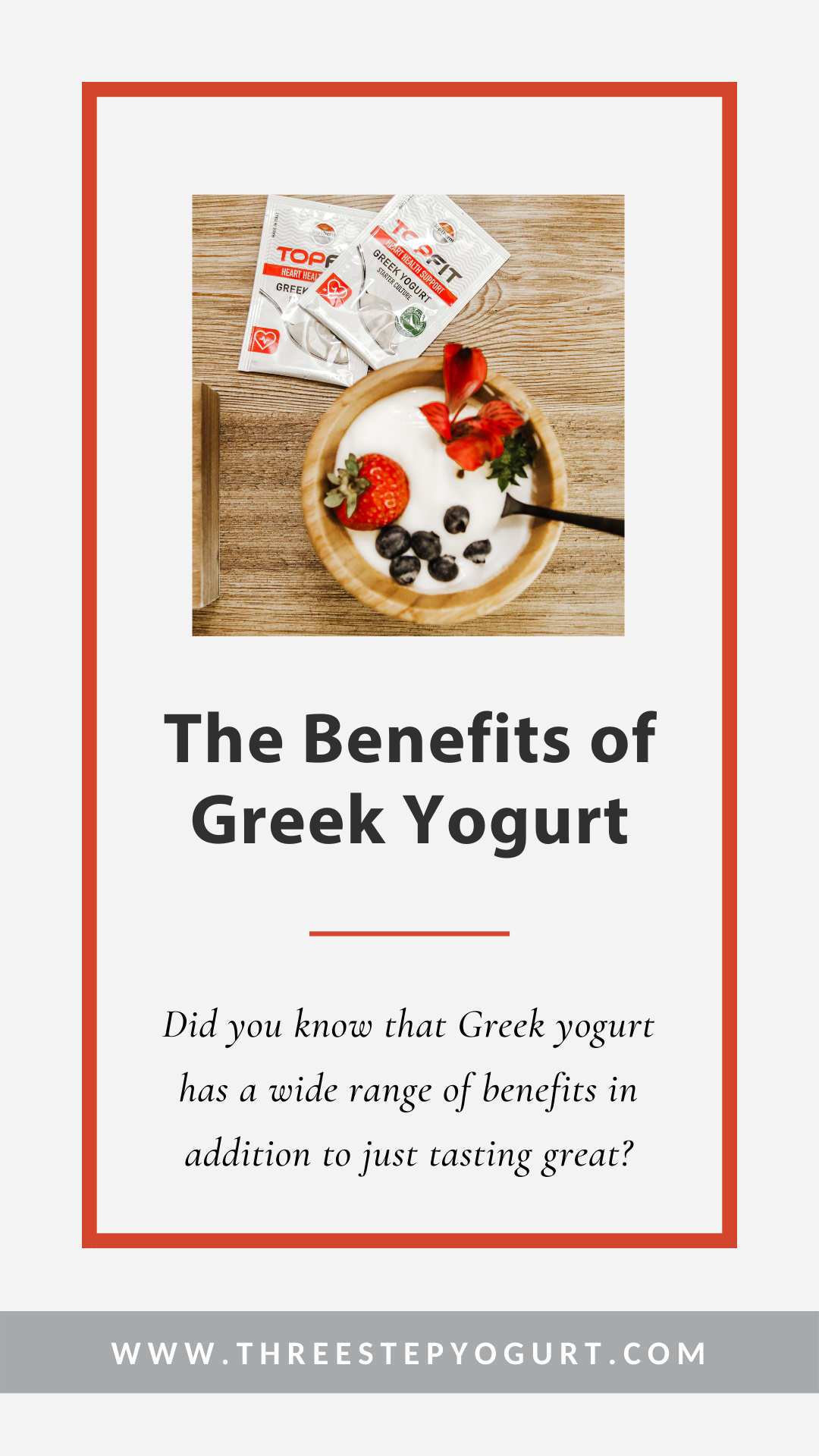 How To Make Yogurt Part of Your Morning Routine