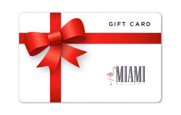Miami Gallery Gift Card
