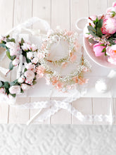 Load image into Gallery viewer, 'Cherish' Mommy & Me Flower Crown Set