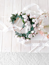 Load image into Gallery viewer, 'Forever' Mommy & Me Flower Crown Set