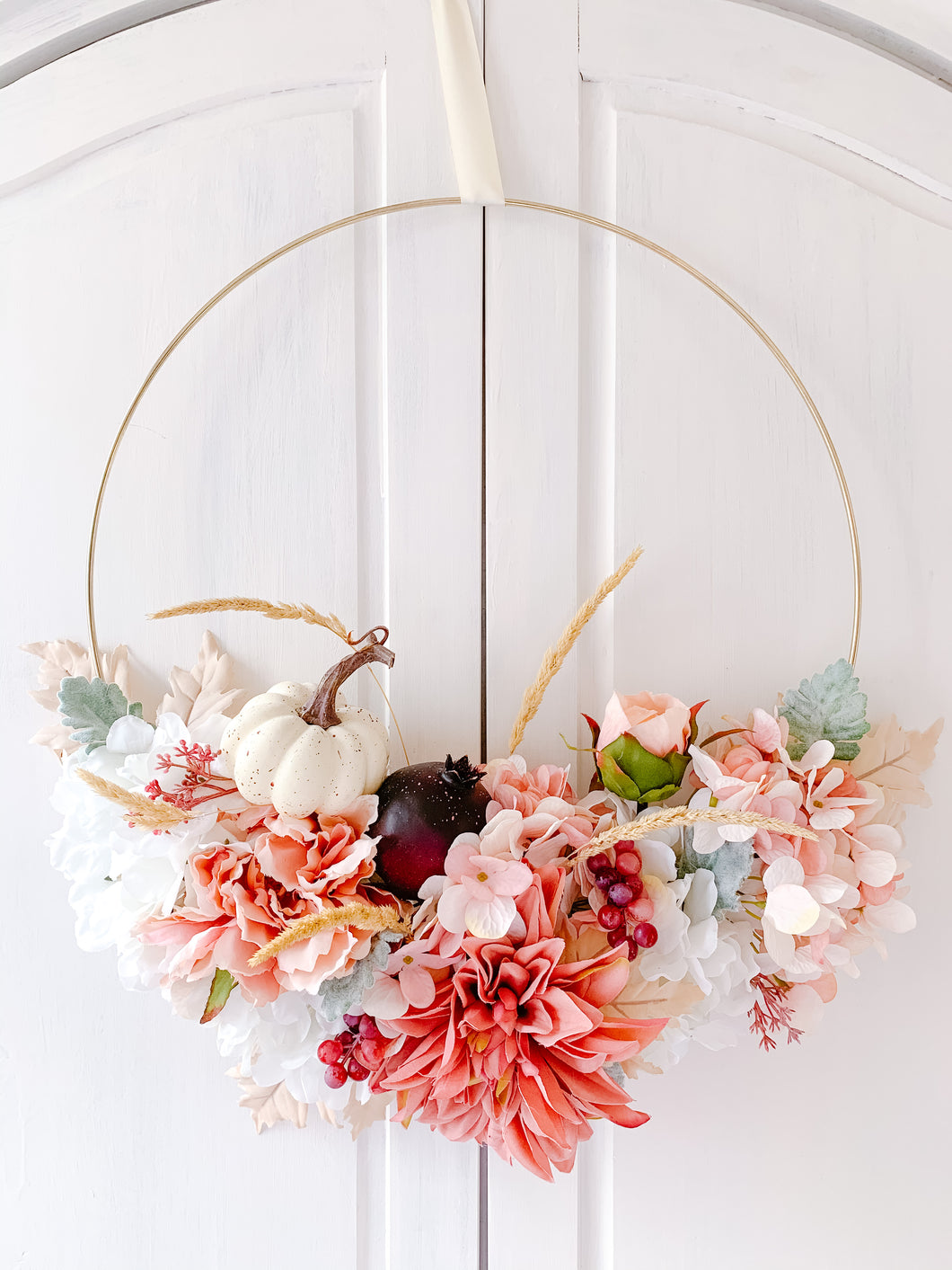 Harvest Wreath (Fall 2020)