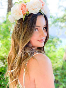 Alanna Flower Crown