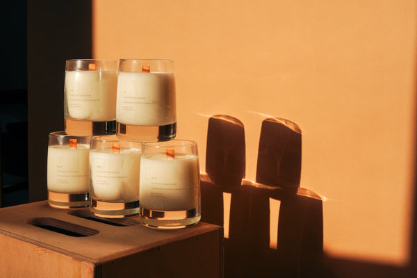 the candle gift set.
