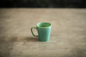 Teal Coffee Mug