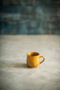 Mustard Coffee Mugs