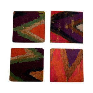 Set of 4 Coasters, Table Accessory