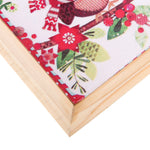 Load image into Gallery viewer, Wooden Tray, Decoupage Tray, Serving Tray