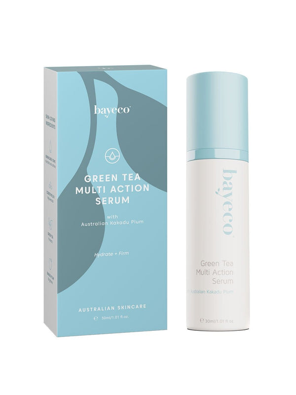 Organic Green Tea Multi Action Serum 綠茶多效修復精華 - WHY NOT?