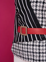 Real Leather Square Buckle Belt - WHY NOT?