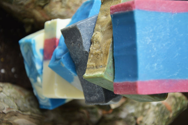 Homemade Natural Soaps