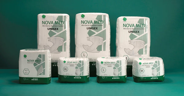 Novamed Adult Incontinence Pads
