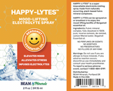 Happy-Lytes™: Mood-Lifting Electrolyte Misting Spray