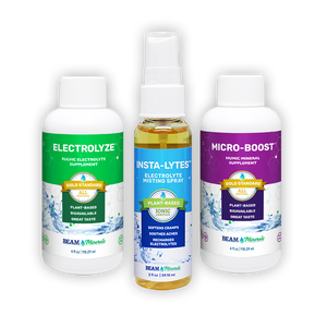 Travel Pack: Electrolyte & Micronutrient Support On-The-Go