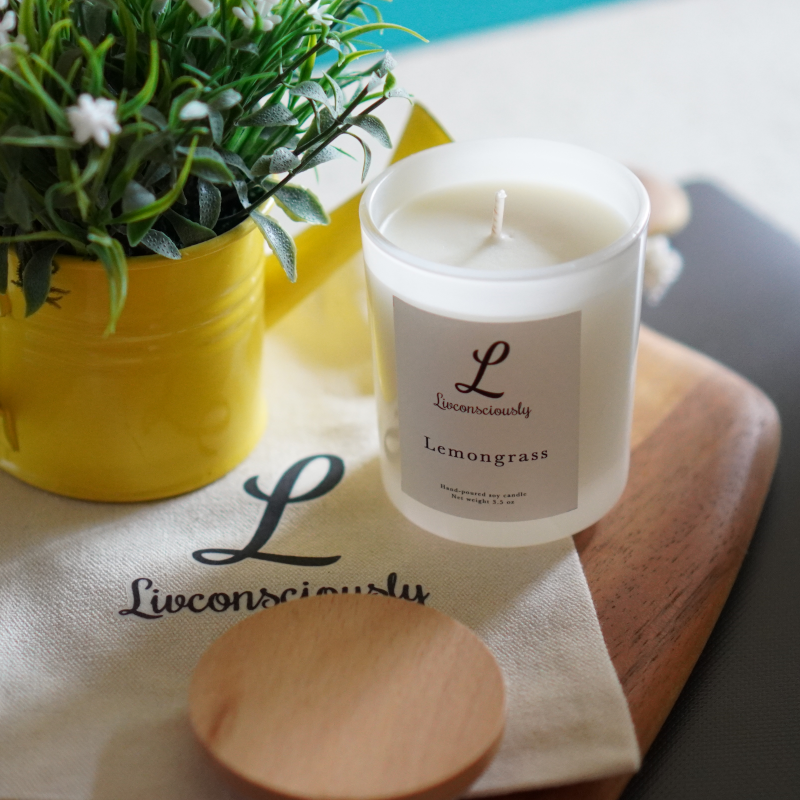 Livconsciously: Scented Candles