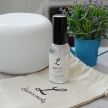 Load image into Gallery viewer, Livconsciously: Essential Oil Room Spray - Relax