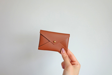 Load image into Gallery viewer, Mori: Vegan Small Leather Pouch