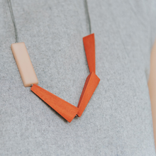 Load image into Gallery viewer, WoonHung: Quadrangle Q1 Adjustable Necklace