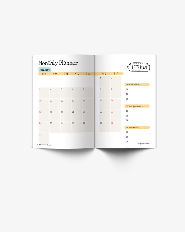 Happy Me Journal : A Bullet Journal for 9-16 Year Olds (Digital Download)