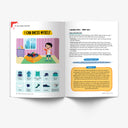 Theme Me, Myself and I Activity Book for 3-5 year olds