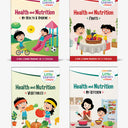Little Learner@Home Book Series: Health and Nutrition (bundle of 4 books)