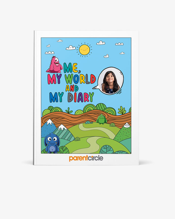 Me, My World and My Diary for 6-12 year olds