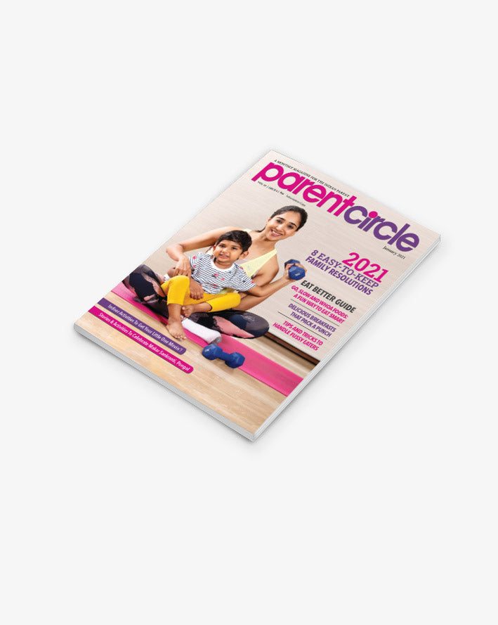 ParentCircle Magazine Jan-2021 Issue