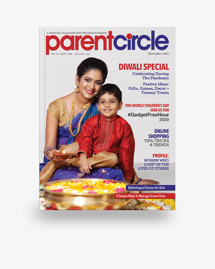 ParentCircle Magazine Nov-2020 Issue