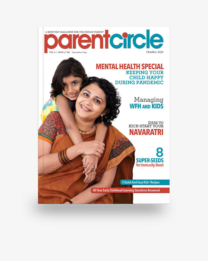 ParentCircle Magazine Oct-2020 Issue