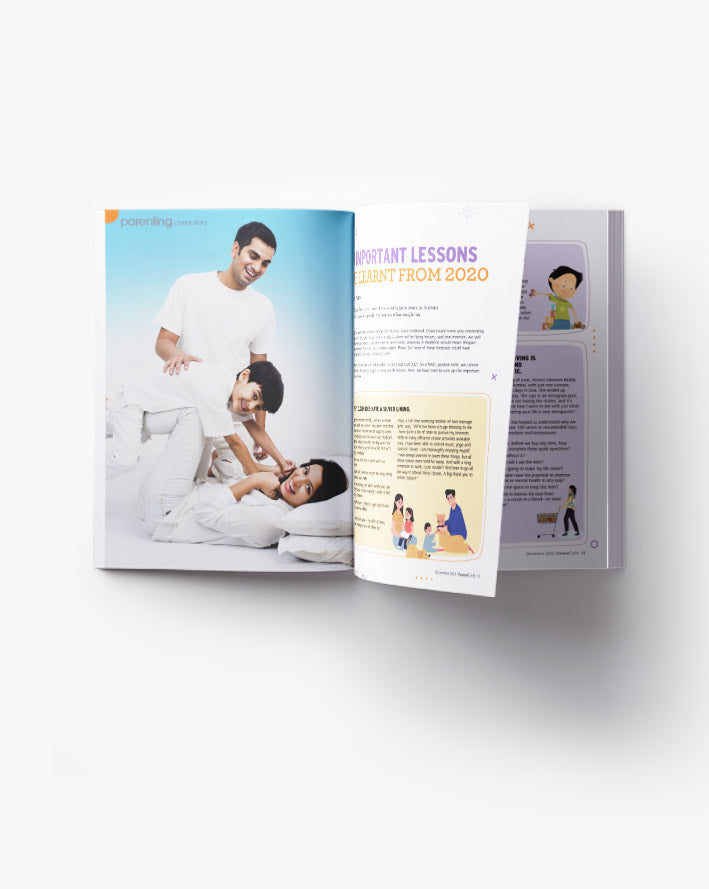 ParentCircle Magazine Dec-2020 Issue